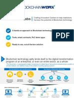 Enterprise Blockchain Innovation Center