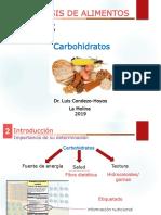 Carbohidratos-Presentacion