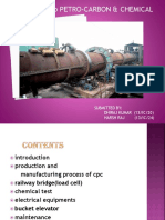 PETRO CARBON CHEMICALS PPT