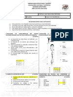 Examen Supletorio ECA