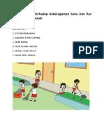Sikap Toleran Terhadap Keberagaman Suku Dan Ras Yang Ada Di Sekolah.docx