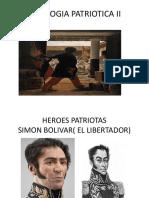 Ideologia Patriotica II