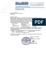 Surat Pemanggilan Peserta Bimtek Keprofesian 2019