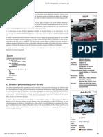 Audi A5 - For Loads