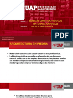 8. Arquitectura y Sistemas Constructivos