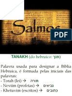 Introdução Ao a.t - Salmos