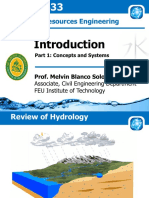 Water Resources 01 Introduction