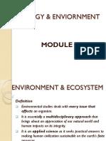 E & E Module 3
