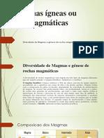 Rochas Ígneas Ou Magmáticas Slide