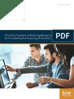 AI Reducing Money Laundering Combating Financing Terrorism 110495