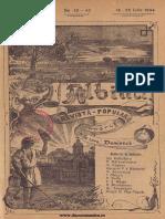 Albina Revistă Enciclopedică Populară, 07, Nr. 42-43, 18-25 Iulie 1904