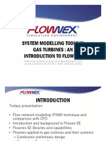 Flownex Turbomachinery 2017