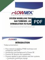Flownex Turbomachinery 2017