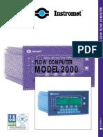 Model 2000 Flow Computer