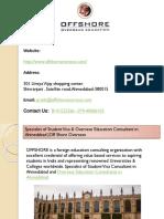 Offshore Overseas Education