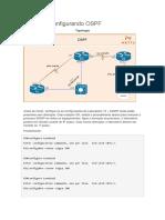 LAB 13 – Configurando OSPF
