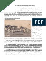 Historico de Fundação Da Banda de Musica Santa Cecília