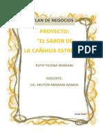 Proyecto Cañihua Juli