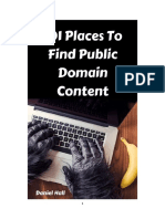 101 Places to Find PD Content