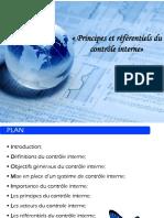 Principes Et Referentiels Du CI