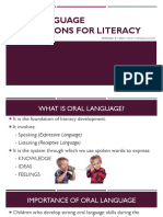 ECE513_Oral Language Foundations for Literacy