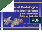 Potencial Pedologico Das Terras Do Estado Da Paraiba Para as Principais Culturas Agricolas