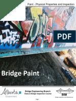 12. Paint Properties & Inspection October 2016