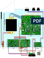 ELECTROINDIA Amplifier Connection