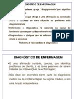 Diagnosticos de Enfermagem Caso Clinico