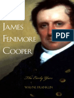 Prof. Wayne Franklin - James Fenimore Cooper_ The Early Years (2007).pdf