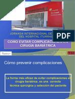 Cómo evitar complicaciones en Cirugía Bariátrica copia
