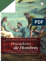 Verbo Divino -Pescadores de Hombres -El Discipulado en El Evangelio de Marcos