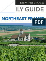 Northeast France (DK Eyewitness Travel Family Guides) (Dorling Kindersley 2014)