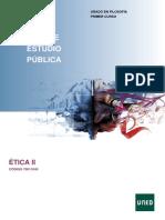 Ética II 2019-20