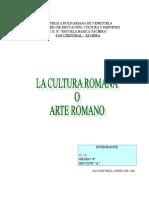 ARTE ROMANO.doc