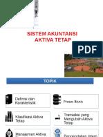 Pertemuan 12_mulyadi_sistem Akuntansi Asset Tetap