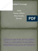 Children Literature (1)