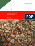 General Information - AFR TT 2013