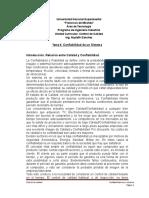 Guia de Estudio Confiabilidad de Un SistemaTEMA5