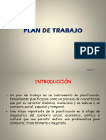 Proyecto Plan Trabajo