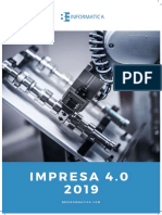 BE Informatica Impresa 4.0 2019