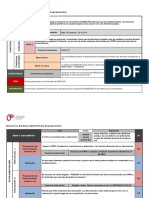 Formatos de La Estructura Del Texto Argumentativo