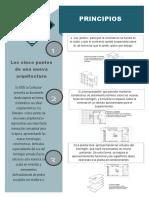PRINCIPIOS DE LE CORBUSIER
