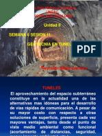 5 Geotecnia II, Tuneles i