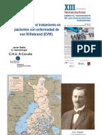 64 Estrategias en El Tratamiento en Pacientes Con Enfermedad de Von Willebrand