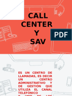 Presentacion Call Center Sav