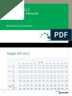Ops Target Plan 2012-Slide