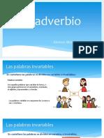 El adverbio v.3