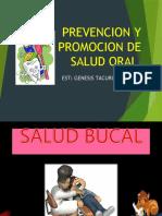 Prevencion Salud Oral