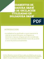 Fundamentos de Soldadura Smaw